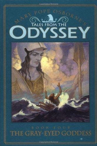 Odyssey #4: The Gray-eyed Goddess