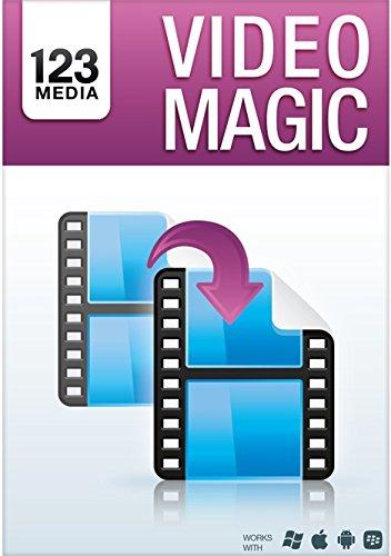 Magic Video Convert - 123 Video Magic [Download]
