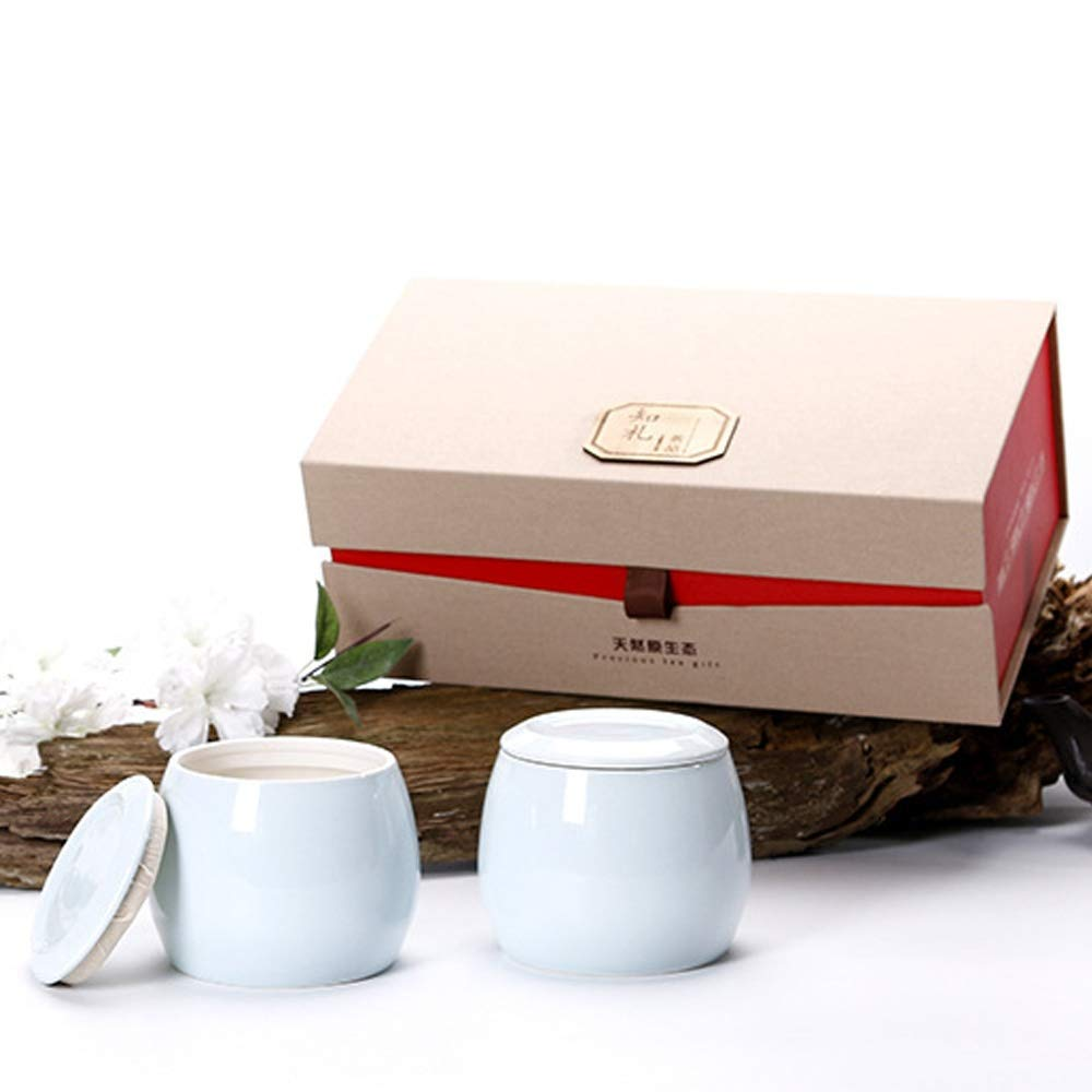 Cajas de Cenizas - Caja de Regalo Mediana - Cenizas Selladas de cerámica - Recuerdos funerarios: Amazon.es: Hogar