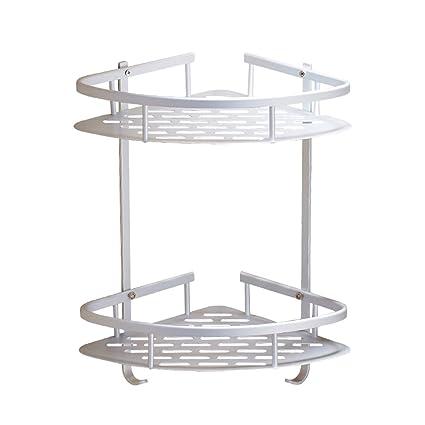 Rinconera de baño Multiply-X, estante para ducha de aleación de aluminio anodizado,