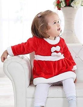 H & F @ bonito vestido de Papá Noel de Papá Noel disfraz de ...