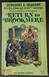 Return to Brookmere # (Endless quest book)