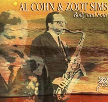 Image result for saxophonists Al Cohn and Zoot Sims