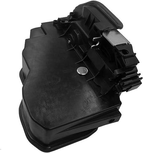 HZTWFC Cerradura de la puerta Actuador Motor Cierre del pestillo Delantero izquierdo OEM # 51217202143 51217154619 51217036167