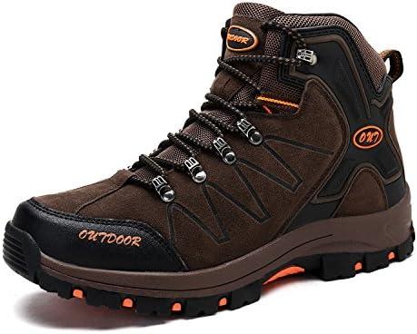 چکمه های پیاده روی مردانه کفش کوهنوردی در فضای باز کوهنورد سبک