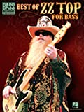 zz top sheet music - Hal Leonard Best Of ZZ Top For Bass