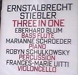 Stiebler Ernstalbrecht B.1934: 'Three In One' For