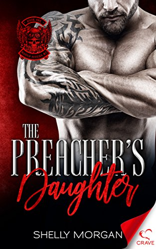 The only one who can save her now is a man her daddy calls a devil—a criminal with a leather jacket and tattoos. Shelly Morgan's dark romance The Preacher's Daughter