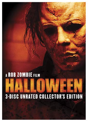 - Halloween (Three-Disc Unrated Collector's Edition)