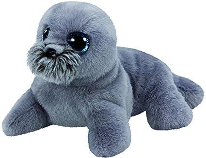 Amazon.com  Ty Wiggy Sea Lion Plush eb75cdbb25b