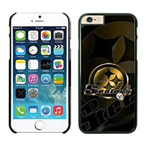 NFL Pittsburgh Steelers iPhone 6 Cases 12 Black 4.7 Inches NFLIphone6Cases14181 by kobestar