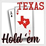 Cotton Microfiber Hand Towel,Poker Tournament Decorations,Texas Holdem Theme Pair of Aces with Map Winning Hand Decorative,Red Black White,for Kids, Teens, and Adults,One Side Printing