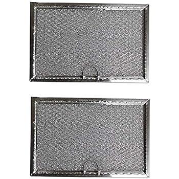 Amazon.com: Filtros de grasa para microondas de aluminio ...