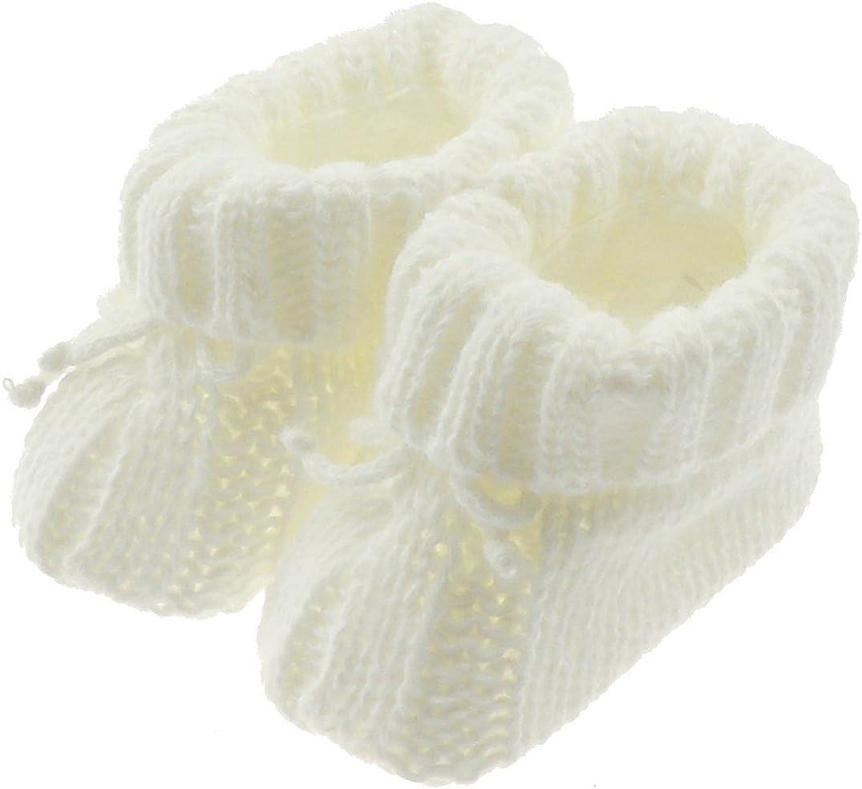 Glamour Girlz Nouveau/ /N/é b/éb/é gar/çon Confort Chaussons en coton /épais /à bas