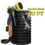 Expandable Garden Hose,50ft Flexible Water Hose