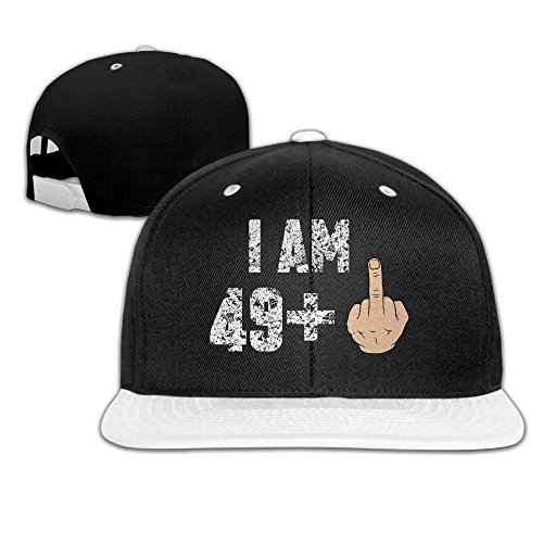 Unisex 50th Birthday Gift Ideas Adjustable Baseball Hats Hip-Hop Caps One Size.