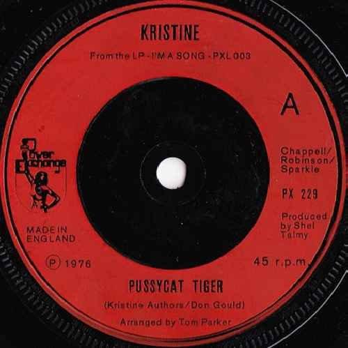 Pussycat Tiger - Kristine (Sparkle) 7
