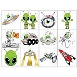 48 Alien Kids Tattoos