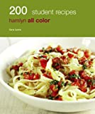 200 Student Recipes, Hamlyn All Color Staff, 0600623408