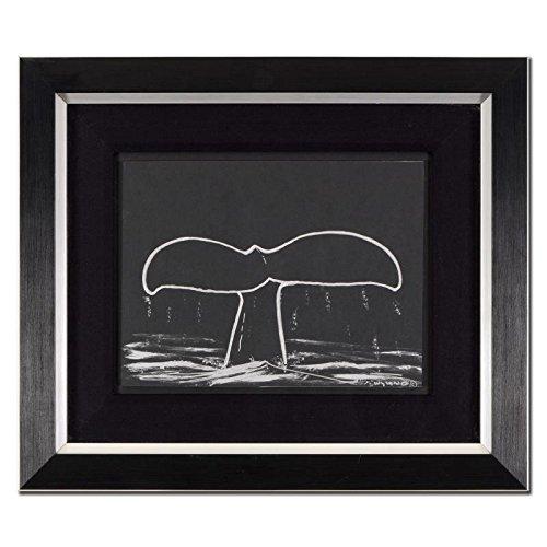 Whale Tail Wyland Original Art by