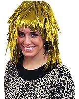 Gold Tinsel Wigs (1 dz)