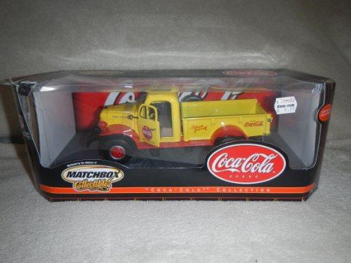 Matchbox Die Cast Coca Cola 1946 Dodge Power -