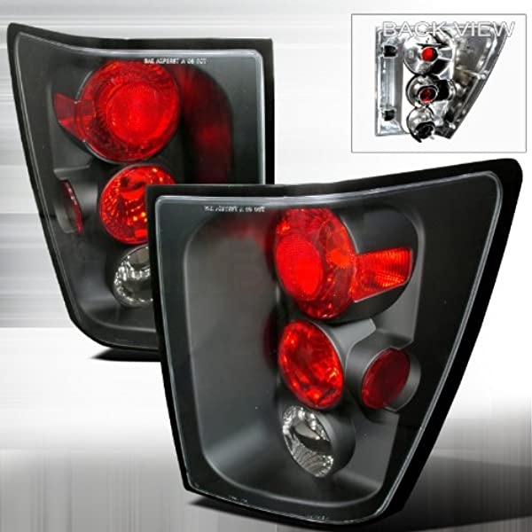 FIT FOR JP GRAND CHEROKEE 2005 2006 REAR TAIL LAMPS RIGHT /& LEFT PAIR SET