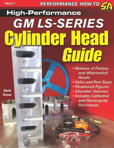 High-Performance GM LS-Series Cylinder Head Guide (S-A - Cylinder Series