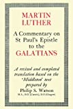 img - for A Commentary on St. Paul's Epistle to the Galatians book / textbook / text book