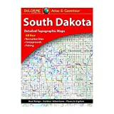 DeLorme South Dakota Atlas & Gazetteer (Delorme Atlas & Gazeteer)