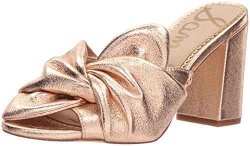 Oda Heeled Sandal, Blush Gold, 9 M US ()