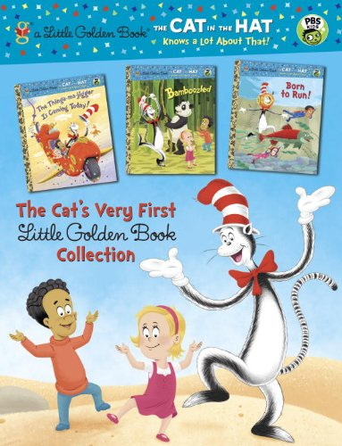 The Cat's Very First Little Golden Book Collection (Dr. Seuss/Cat in the Hat) (CITH Knows a Lot About That)