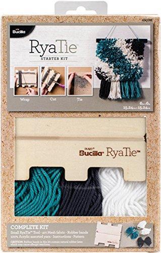 Bucilla 49031E Ryatie Starter Kit by Bucilla
