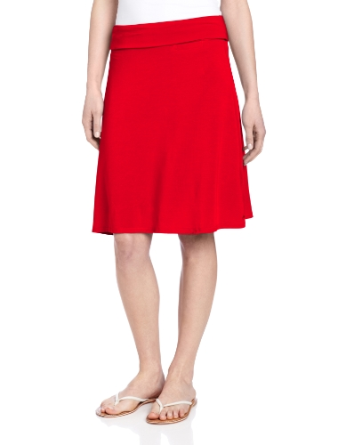 KAVU Women's Tencel Of Troy Skirt, Strawberry, Small