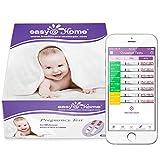 Easy@Home 40 Pregnancy (HCG) Urine Test Strips, 40 HCG Tests