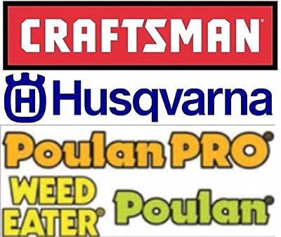 Husqvarna 530-402533 Blower Vacuum Bag Genuine Original Equipment Manufacturer (OEM) Part