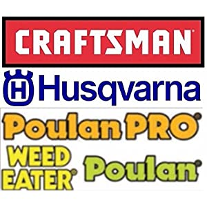 Craftsman 530-095564 Vac Bag W/st Genuine Original Equipment Manufacturer (OEM) part for Craftsman, Poulan, Weed Eater, Mcculloch, Husqvarna