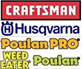 Husqvarna 874780512 Lawn & Garden Equipment Bolt for Craftsman, Poulan, Weedeater Genuine Original Equipment Manufac