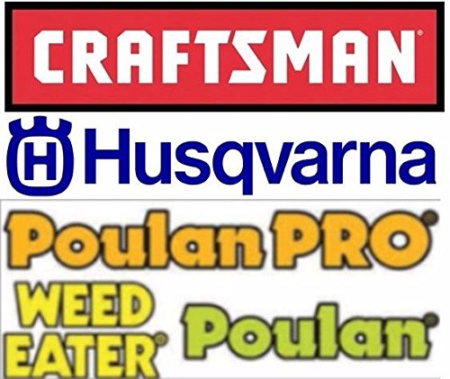Husqvarna 952030130 - BAR & Chain Oil - 1 Gallon by Craftsman Poulan McCulloch Flymo WeedEater Genuine Parts
