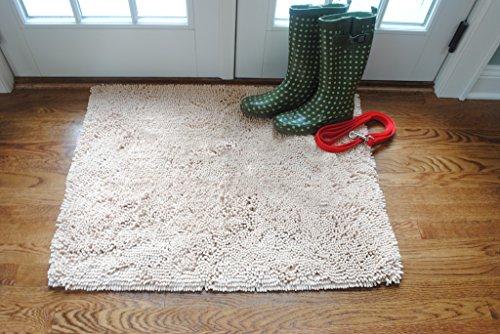 Soggy Doggy No Bone Doormat 26 x 36 (Beige)
