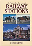 img - for A Pictorial Survey of Railway Stations book / textbook / text book