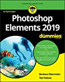 img - for Photoshop Elements 2019 For Dummies book / textbook / text book