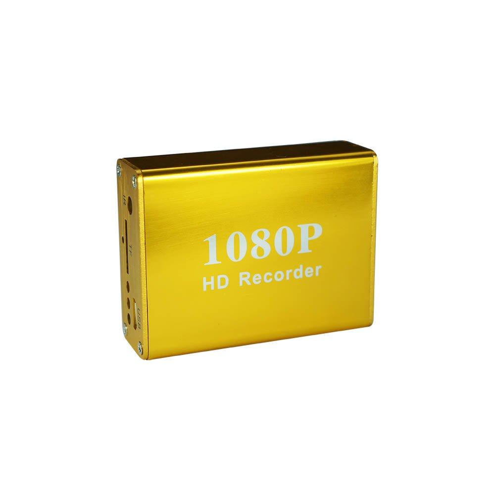 1 Channel Mini CCTV DVR 1080P Full HD, 128GB Micro SD memory, Home Security DVR LTD BD-3118