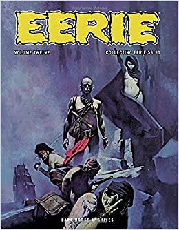 Eerie Archives Volume 12