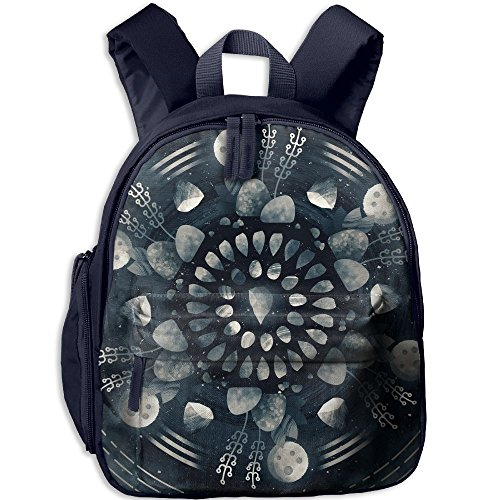 Night Form Comfy School Bags,Custom Cute Children Shoulder Daypack,Print Backpack For (Parks And Recreation Costume Party)