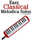 Easy Classical Melodica Solos, Javier Marcó, 1463776950