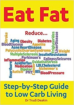 Eat Fat Step By Step Guide To Low Carb Living 2 Dr Trudi Dea