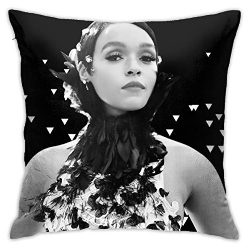 Atunme Cushion Covers Janelle Monáe Breaks Out The Pynk -