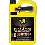 Black Flag 11093 B00PVN1ST8 Extreme Flea Killer Plus Growth Regulator RTU, 1-gal, Pack of 1, BLACK