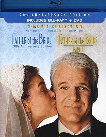 Amazoncom Father Of The Bride 20th Anniversary Edition Father